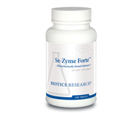 Se-Zyme Forte by Biotics Research