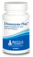 Dismuzyme Plus by Biotics Research