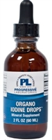 Organo Iodine Drops by Progressive Laboratores