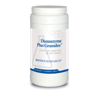 Dismuzyme Plus Granules by Biotics Research