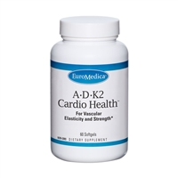 A-D-K2 Cardio Health by EuroMedica