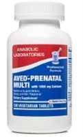 AVED-PRENATAL MULTI TAB 120 count by Anabolic Labs