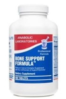BONE SUPPORT FORMULA TAB 180 count by Anabolic Labs