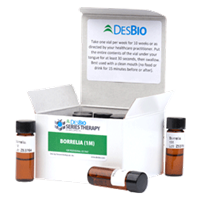 Borrelia Series Therapy by DesBio