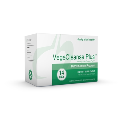 VegeCleanse Plus Detox Program by Designs for Health