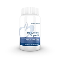 Resveratrol Supreme by Designs for Health