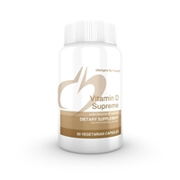 Vitamin D Supreme by Designs for Health