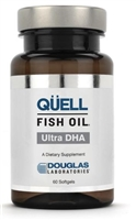 QUELL FISH OIL ULTRA DHA by Douglas Labs