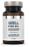 QUELL FISH OIL EPA/DHA PLUS D 30 count by Douglas Labs