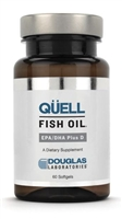 QUELL FISH OIL EPA/DHA PLUS D 60 count by Douglas Labs