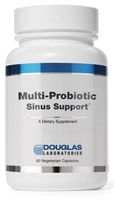 MULTI-PROBIOTIC SINUS SUPPORT by Douglas Labs