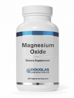 MAGNESIUM OXIDE 500 MG 100 count by Douglas Labs