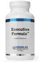 EXECUTIVE STRESS FORMULA by Douglas Labs