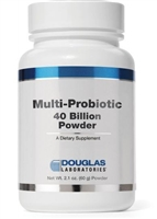 MULTI-PROBIOTIC 40 BIL PDR by Douglas Labs
