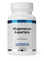 MAGNESIUM ASPARTATE  100 count by Douglas Labs