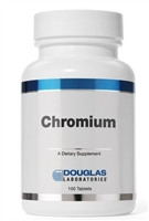 CHROMIUM 1 MG by Douglas Labs