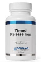 TIMED RELEASE IRON by Douglas Labs