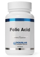 FOLIC ACID 400 MCG by Douglas Labs