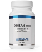 DHEA 5 MG by Douglas Labs