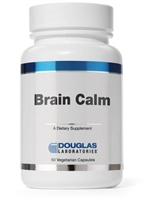 BRAIN CALM REVISED by Douglas Labs