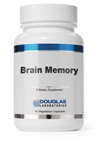 BRAIN MEMORY REVISED by Douglas Labs