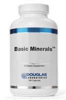 BASIC MINERALS by Douglas Labs