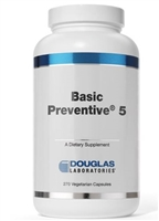 BASIC PREVENTIVE 5 (V-CAPS) by Douglas Labs