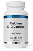 CALCIUM-D-GLUCARATE (500 MG) by Douglas Labs