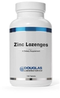 ZINC LOZENGES by Douglas Labs
