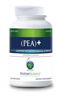 (PEA+) (120 capsules) by Enzyme Science