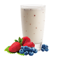 Wildberry Yogurt Drink Mix by Ideal Protein