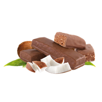 Chocolatey Coconut Bar by Ideal Protein