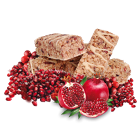 Cranberry and Pomegranate Bar by Ideal Protein