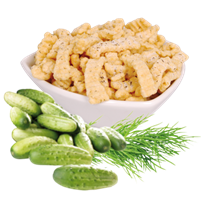 Dill Pickle Zippers by Ideal Protein
