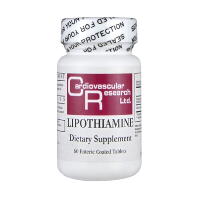 Lipothiamine by Cardiovascular Research Ltd.