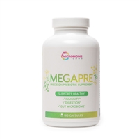 MegaPreBiotic capsules by Microbiome Labs