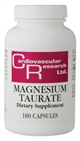 Magnesium Taurate by Cardiovascular Research Ltd.