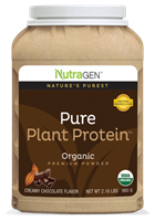Pure Plant Protein by Nutragen– Chocolate
