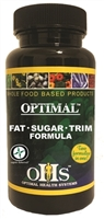 Optimal Fat/Sugar/Trim 90 ct by Optimal Health Systems