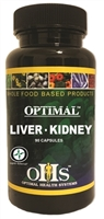 Optimal Liver/Kidney 90 ct by Optimal Health Systems