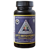 Opti-MitoForce 60 ct by Optimal Health Systems