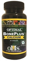 Optimal BonePlus Calcium 90 ct by Optimal Health Systems