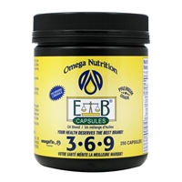 Essential Balance 3.6.9 Oil by Omega Nutrition