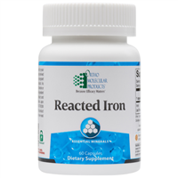 Reacted Iron 60ct by Ortho Molecular