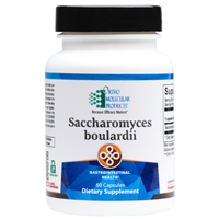 Saccharomyces boulardii 60ct by Ortho Molecular