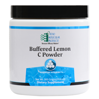 Buffered Lemon C Powder 50svg by Ortho Molecular