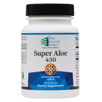 Super Aloe 450 by Ortho Molecular