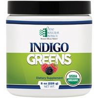Indigo Greens by Ortho Molecular