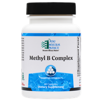 Methyl B Complex 60ct by Ortho Molecular