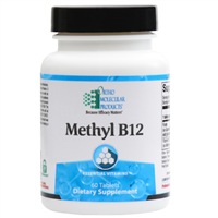 Methyl B-12 60ct by Ortho Molecular